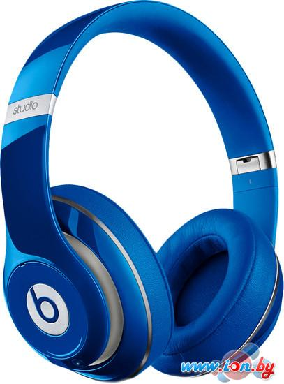 Наушники с микрофоном Beats Studio 2 Blue [MH992] в Могилёве