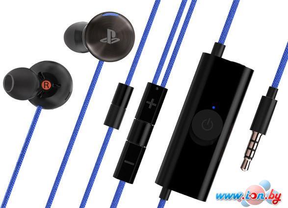 Наушники с микрофоном Sony In-ear stereo headset for PS4 [SLEH-00305] в Могилёве
