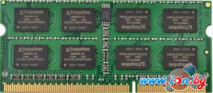 Оперативная память Kingston 4GB DDR3 SO-DIMM PC3-12800 (KVR16LSE11/4) в Могилёве