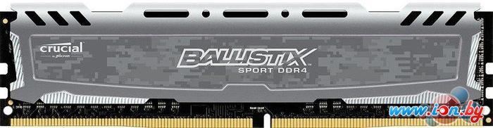 Оперативная память Crucial Ballistix Sport LT 4x8GB DDR4 PC4-19200 [BLS4C8G4D240FSB] в Могилёве