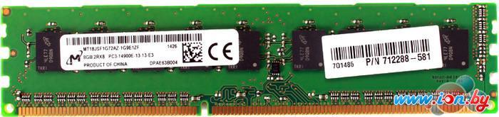Оперативная память HP 8GB DDR3 PC3-14900 [E2Q93AA] в Могилёве
