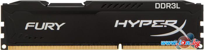 Оперативная память Kingston HyperX FURY 2x4GB DDR3 PC3-14900 (HX318LC11FBK2/8) в Могилёве