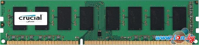 Оперативная память Crucial 4GB DDR3 PC3-12800 [CT51264BD160BJ] в Могилёве
