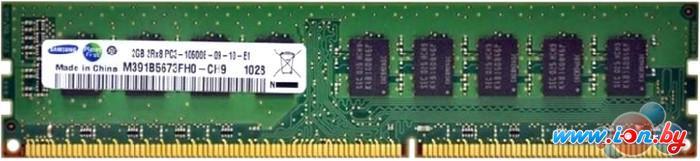 Оперативная память Samsung 4GB DDR3 PC3-12800 [M378B5173EB0-CK0] в Могилёве