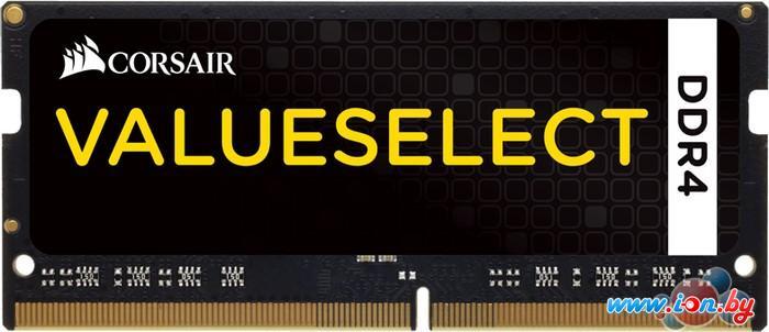 Оперативная память Corsair Value Select 2x8GB DDR4 SO-DIMM PC4-17000 [CMSO16GX4M2A2133C15] в Могилёве