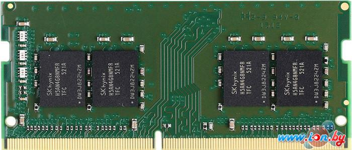 Оперативная память Kingston ValueRam 4GB DDR4 SO-DIMM PC4-17000 [KVR21S15S8/4] в Могилёве