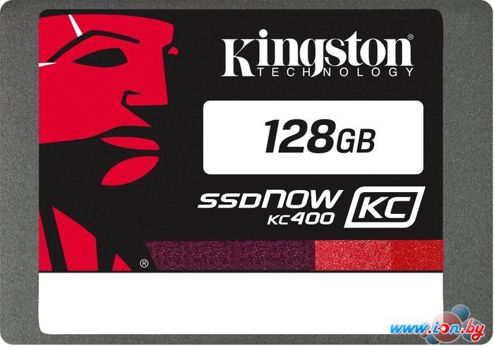 SSD Kingston KC400 128GB [SKC400S37/128G] в Могилёве