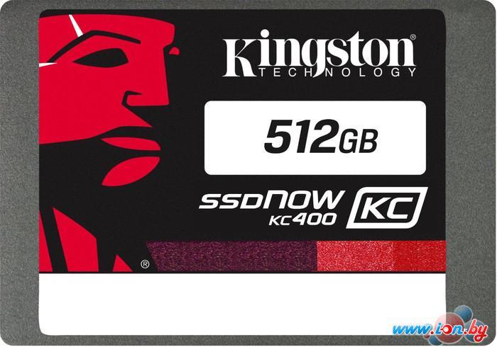 SSD Kingston KC400 512GB [SKC400S37/512G] в Могилёве