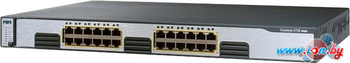 Коммутатор Cisco Catalyst 3750G-24T-S (WS-C3750G-24T-S) в Могилёве