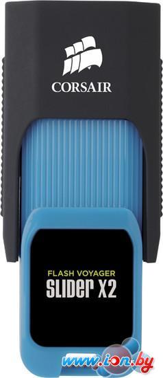 USB Flash Corsair Flash Voyager Slider X2 USB 3.0 64GB [CMFSL3X2-64GB] в Могилёве