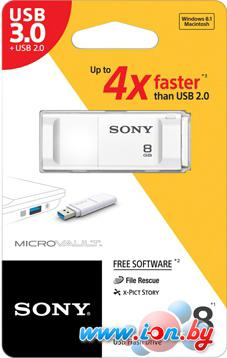 USB Flash Sony MicroVault Entry 8GB (USM8XW) в Могилёве