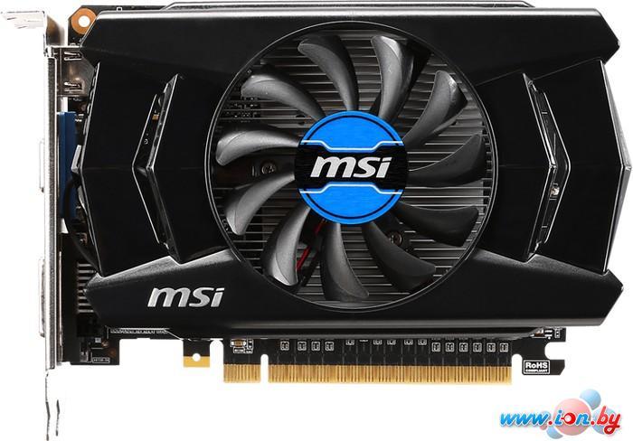 Видеокарта MSI GeForce GTX 750 Ti 1GB GDDR5 [N750TI-1GD5/OC] в Могилёве