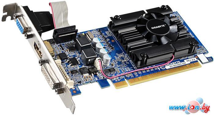 Видеокарта Gigabyte GeForce 210 1GB DDR3 [GV-N210D3-1GI (rev. 6.0/6.1)] в Могилёве
