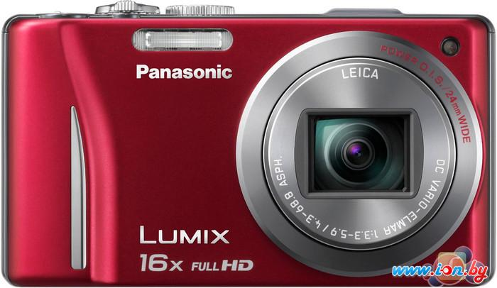 Фотоаппарат Panasonic Lumix DMC-TZ20 Red в Могилёве