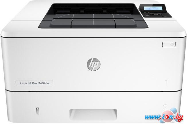 Принтер HP LaserJet Pro M402dn [G3V21A] в Могилёве