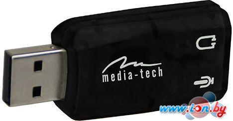 Звуковая карта Media-Tech Virtu 5.1 USB [MT5101] в Могилёве