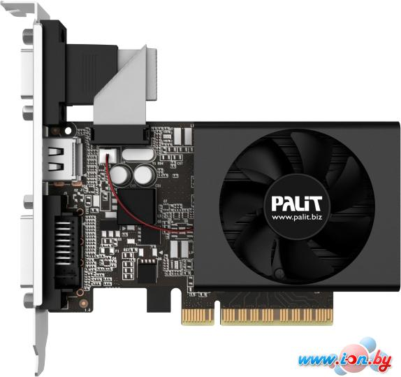 Видеокарта Palit GeForce GT 710 2GB DDR3 [NEAT7100HD46-2080F] в Могилёве