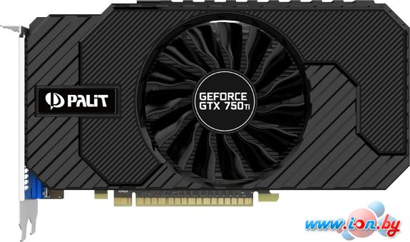 Видеокарта Palit GeForce GTX 750 Ti StormX OC 2GB GDDR5 [NE5X75TSHD41-1076F] в Могилёве