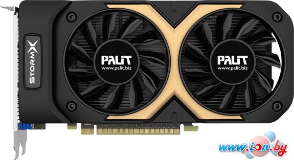 Видеокарта Palit GeForce GTX 750 Ti StormX Dual 2GB GDDR5 [NE5X75TTHD41-1076F] в Могилёве
