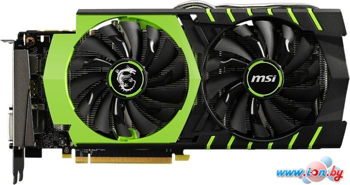 Видеокарта MSI GeForce GTX 970 Gaming 4GB GDDR5 (GTX 970 GAMING LE 100ME) в Могилёве