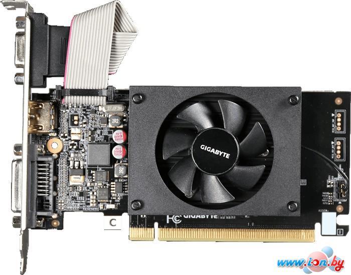 Видеокарта Gigabyte GeForce GT 710 2GB DDR3 [GV-N710D3-2GL] в Могилёве