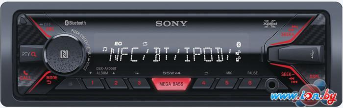 USB-магнитола Sony DSX-A400BT в Могилёве