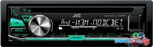 CD/MP3-магнитола JVC KD-R577 в Могилёве