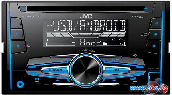 CD/MP3-магнитола JVC KW-R520 в Могилёве