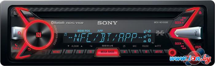 CD/MP3-магнитола Sony MEX-N5100BE в Могилёве