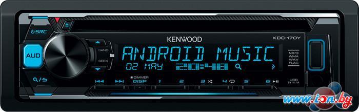 CD/MP3-магнитола Kenwood KDC-170Y в Могилёве