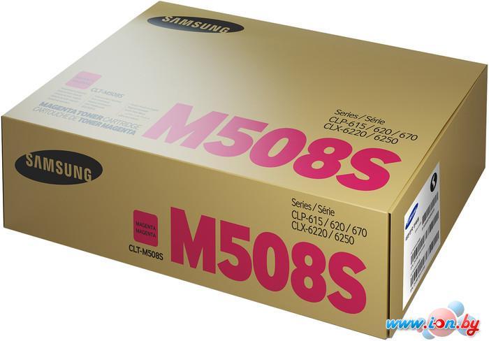 Картридж для принтера Samsung CLT-M508S в Могилёве