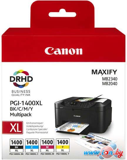 Картридж для принтера Canon PGI-1400XL BK/C/M/Y в Могилёве