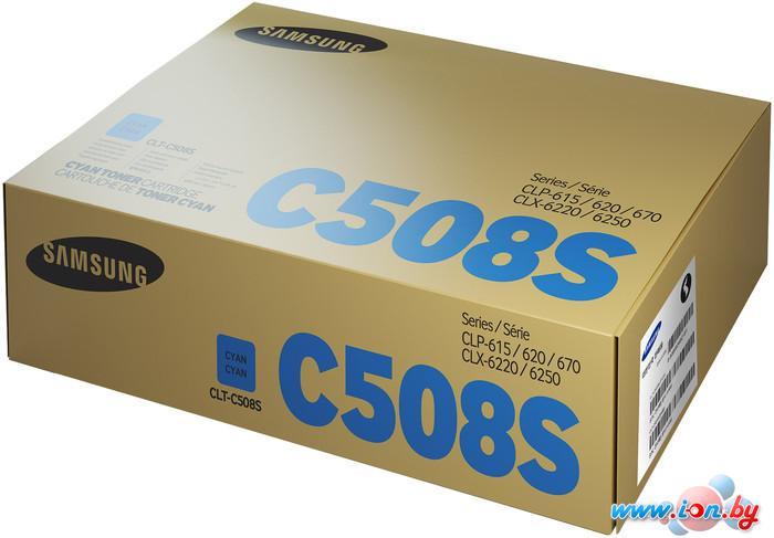 Картридж для принтера Samsung CLT-C508S в Могилёве