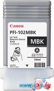 Картридж для принтера Canon PFI-102MBK (0894B001AA) в Могилёве