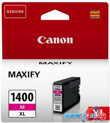 Картридж для принтера Canon PGI-1400XL M в Могилёве