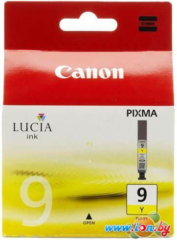 Картридж для принтера Canon PGI-9 Yellow (1037B001) в Могилёве