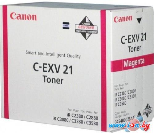 Картридж для принтера Canon C-EXV 21M в Могилёве