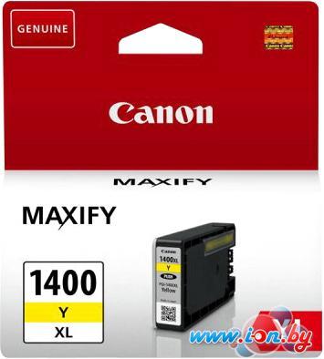 Картридж для принтера Canon PGI-1400XL Y в Могилёве