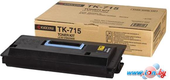 Картридж для принтера Kyocera TK-715 в Могилёве