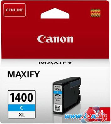 Картридж для принтера Canon PGI-1400XL C в Могилёве
