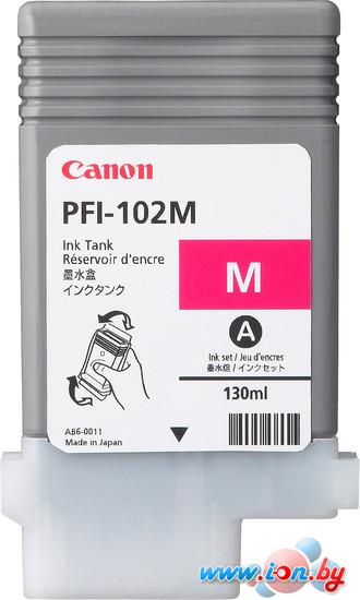 Картридж для принтера Canon PFI-102M (0897B001AA) в Могилёве