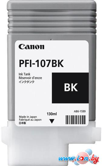 Картридж для принтера Canon PFI-107BK в Могилёве