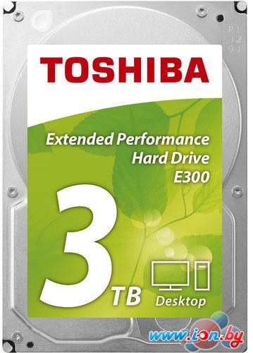 Жесткий диск Toshiba E300 3TB [HDWA130UZSVA] в Могилёве