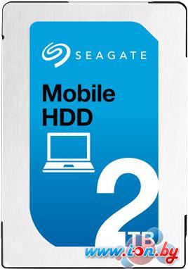 Жесткий диск Seagate Mobile 2TB [ST2000LM007] в Могилёве