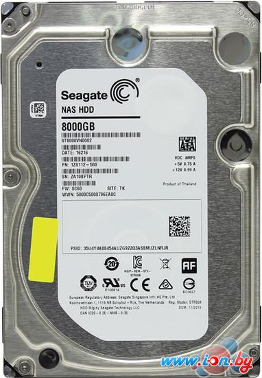 Жесткий диск Seagate NAS 8TB [ST8000VN0002] в Могилёве