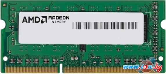 Оперативная память AMD 4GB DDR3 SO-DIMM PC3-12800 [R534G1601S1S-UGO] в Могилёве