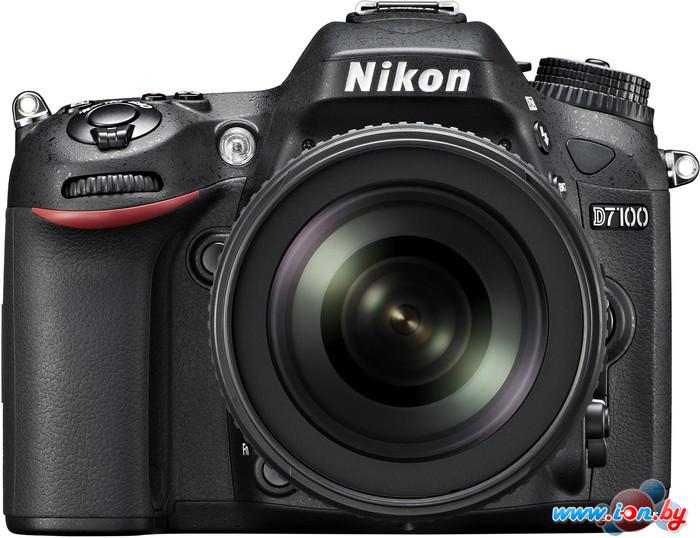 Фотоаппарат Nikon D7100 Kit 18-105mm VR в Могилёве