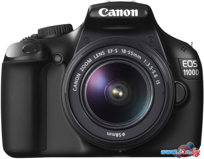 Фотоаппарат Canon EOS 1100D Kit 18-55mm III в Могилёве