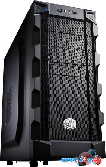 Корпус Cooler Master K280 Black 500W (RC-K280-KKP500) в Могилёве