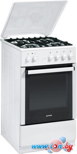Кухонная плита Gorenje KN55120AW в Могилёве